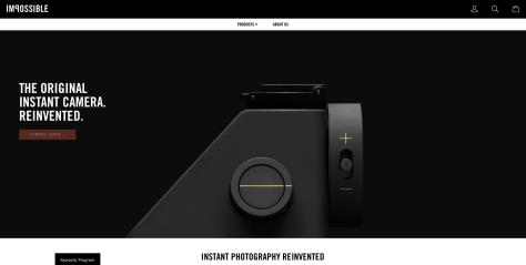 big teaser image of i-type camera