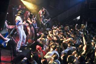 Photos | Andrew W.K. at Venue Concert Addicts
