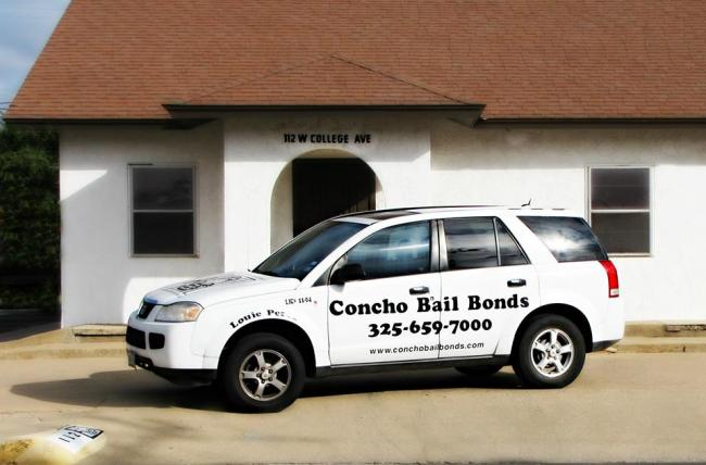 Concho Bail Bonds and Notary Public