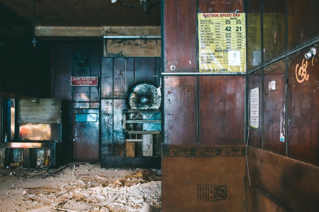 Wayside Bar, Clocktower
