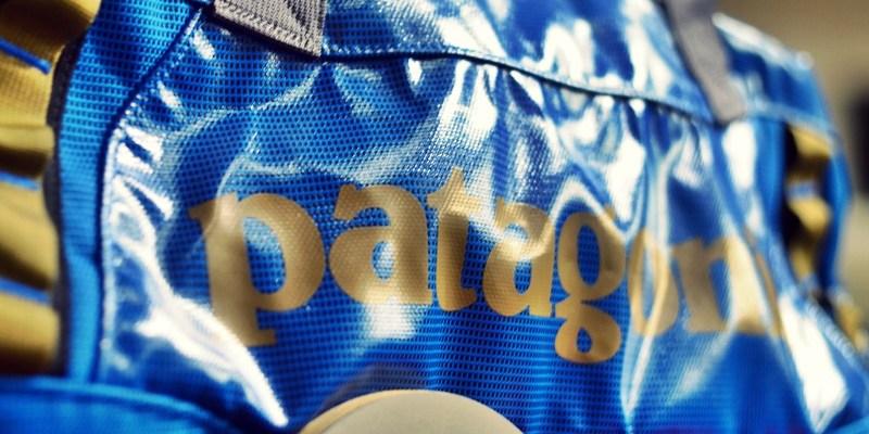 Patagonia duffle