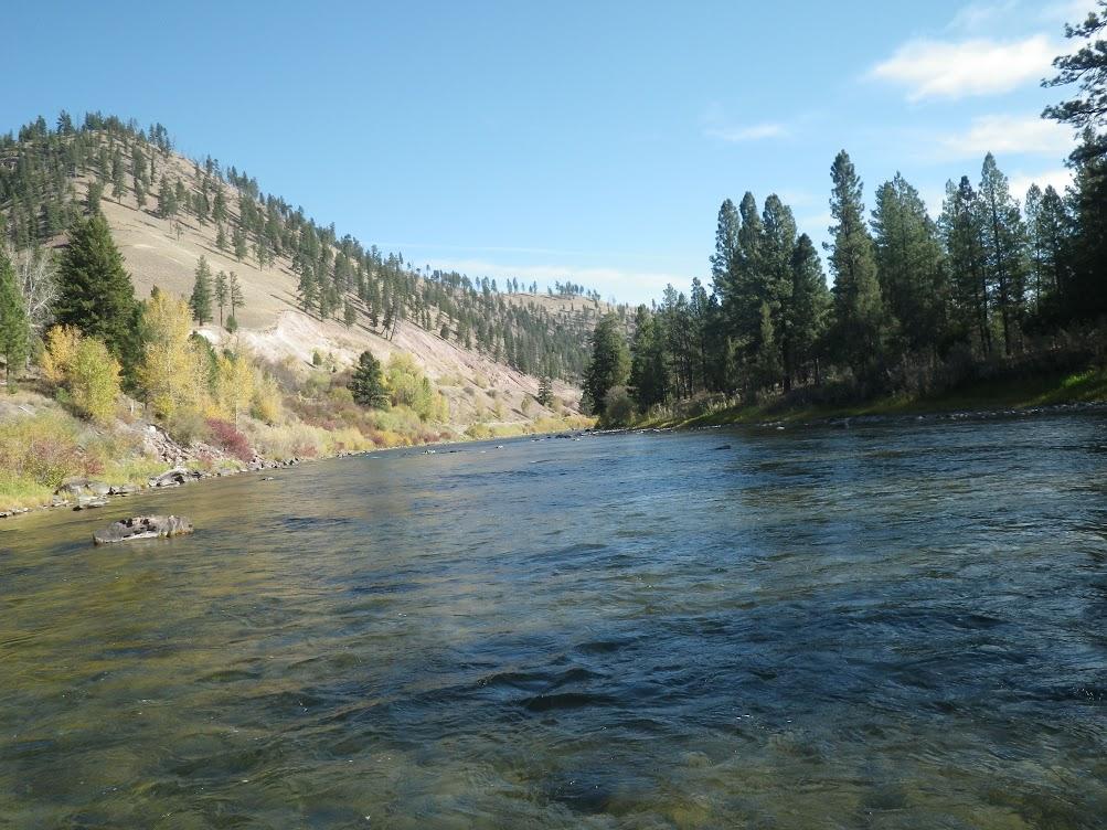 Blackfoot Scenery 1