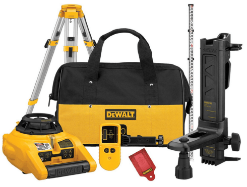 Dewalt DW074KDT Rotary Laser – Exclusive Review