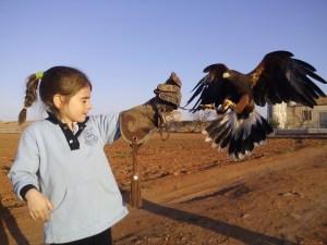 Ana Blazquez - Tarde de vuelo con Tana (6 años)
