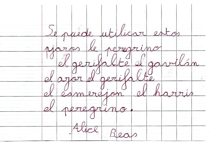 Alice Beas