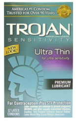 Trojan-Ultra-Thin-Lubricated