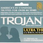 Trojan Ultra Thin Lubricated