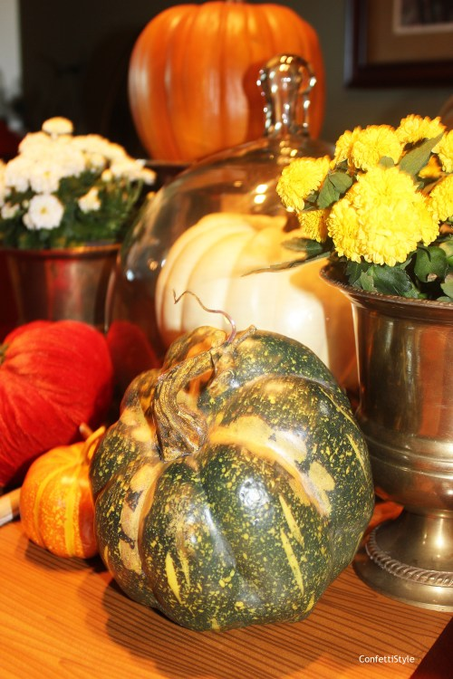 Fall 2014 Centerpiece by ConfettiStyle5