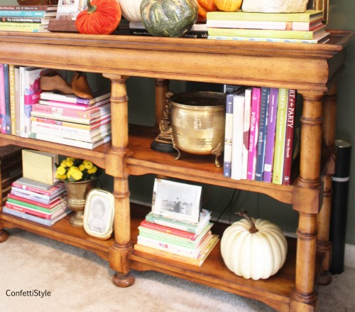 Fall Vignette by ConfettiStyle-Books