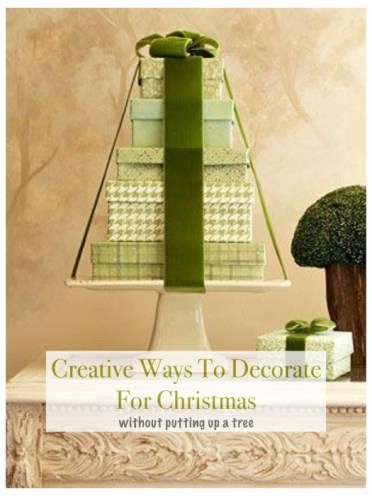 Creative Ways To Decorate For Christmas.001