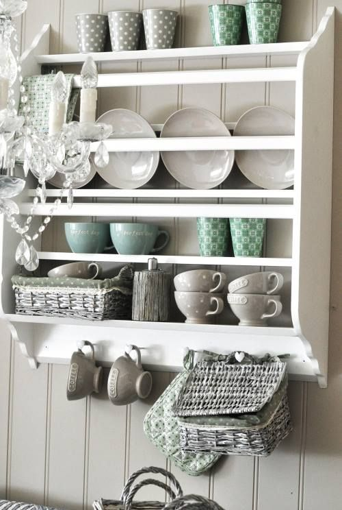 Product inspiration gamleby plate shelf confettistyle for Piattaia ikea