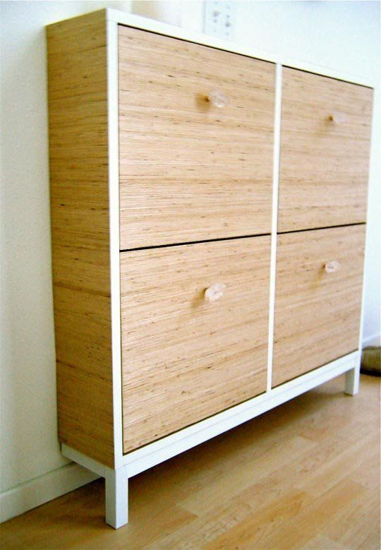 Hemnes shoe cabinet archives confettistyle for Ikea hack shoe cabinet