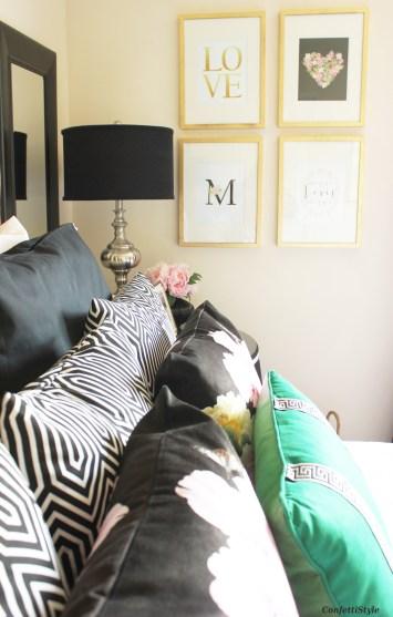 ConfettiStyle Spring Bedroom Refresh2