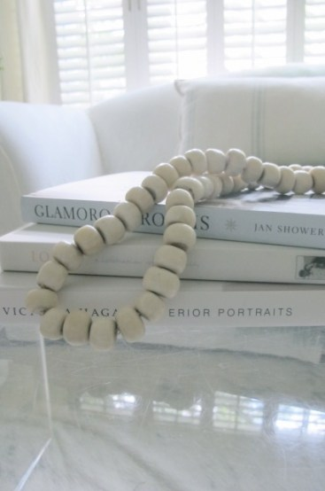 Beads on Books
