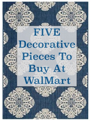 What to buy at WalMart.001