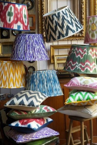 Printed Lampshades