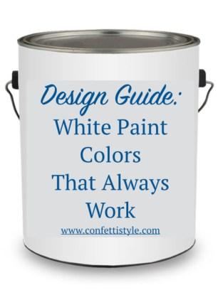 Favorite White Paint Colors.002