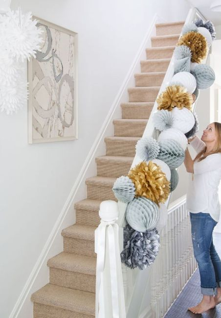 Honeycomb Garland