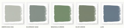 Magnolia Home Paint Colors2
