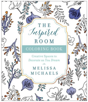 The Inspired Room--Coloring Books