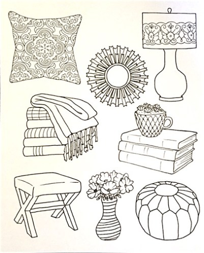 The Inspired Room Coloring Book4