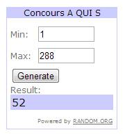 concours AQUIS