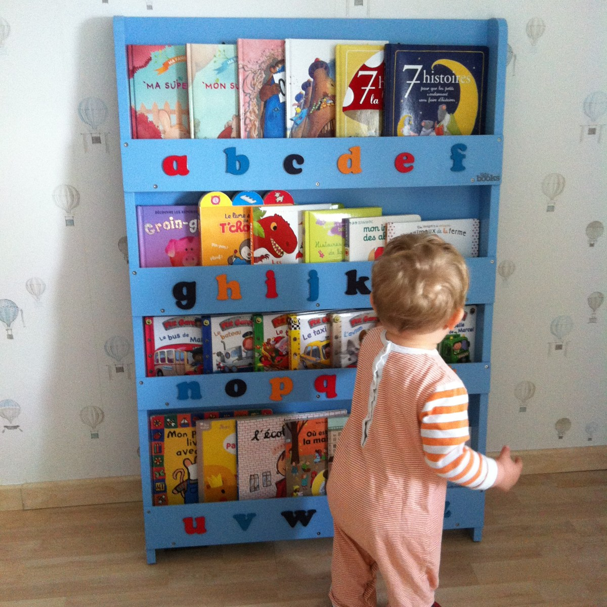 #Concours Tidy Books