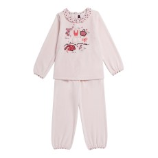 14H5PFQ3PYJ_309_Pyjama_rouge_lie_de_vin_en_velours_eponge_fille-2-7-ans_...
