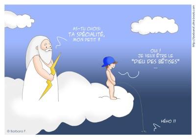 Nouveau Dieu - CONFIDENCESDEMAMAN.FR