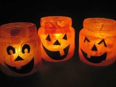 halloween-votives