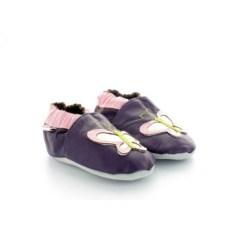 chaussons-bebe-en-cuir-souple-papillon-violet