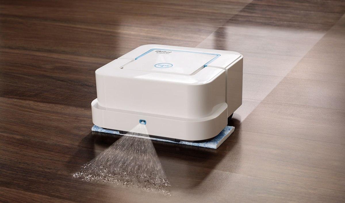 Un robot laveur de sol, c'est possible ? Découvre le robot BRAAVA JET !