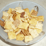 Creole Chex Mix