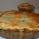 Vegetable Beef Pot Pie