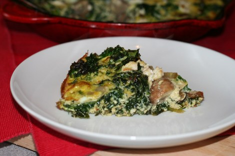 frittata-sliced