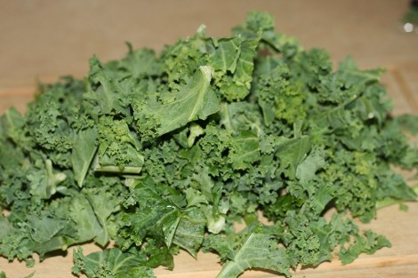 cut-up-kale