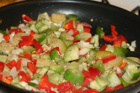 saute-tomatillo
