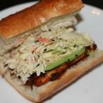 Kosher BBQ Tofu Sandwiches