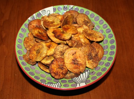 Smokey-Plantains