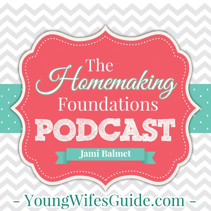 Homemaking Through Different Seasons & Stages of Life Podcast!