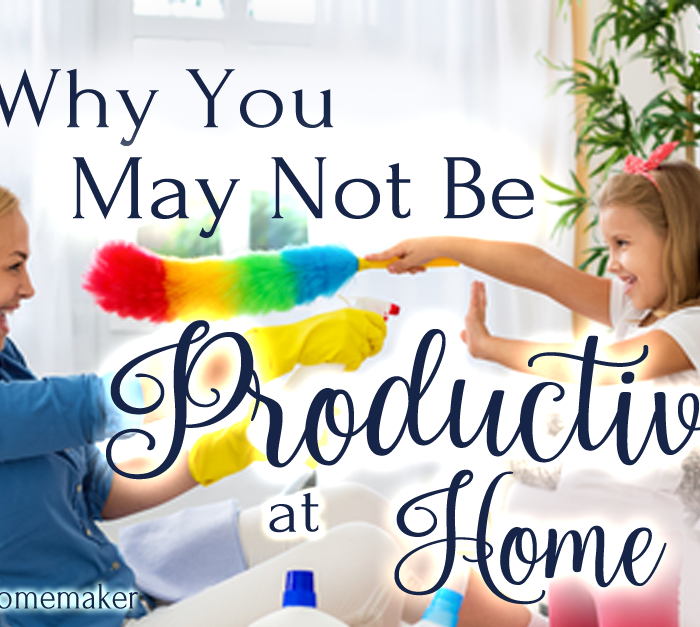 Why You May Not Be Productive At Home