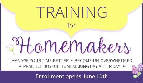 Training for Homemakers
