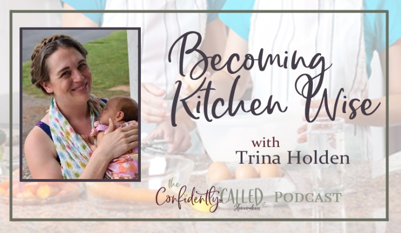Menu planning, choosing healthier foods for your family, & making changes in the kitchen as a busy homemaker can be challenging...