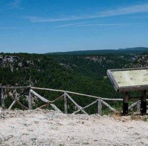 Mirador de la Galiana – Cañón del Río Lobos – Soria