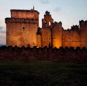 El castillo de Turégano – Segovia
