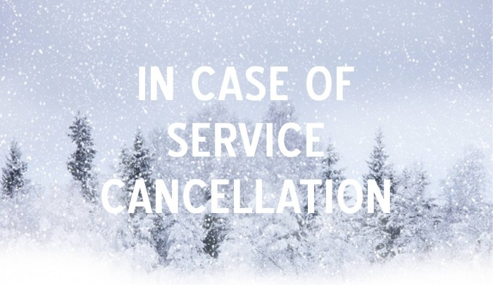 How to Know of Service Cancellation