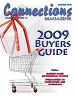 December 2008 issue of Connections Magazine