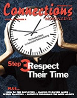 November 2011 issue of Connections Magazine