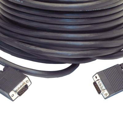 100 ft Male to Male Premium VGA Cable