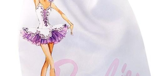 barbieballetshoebag